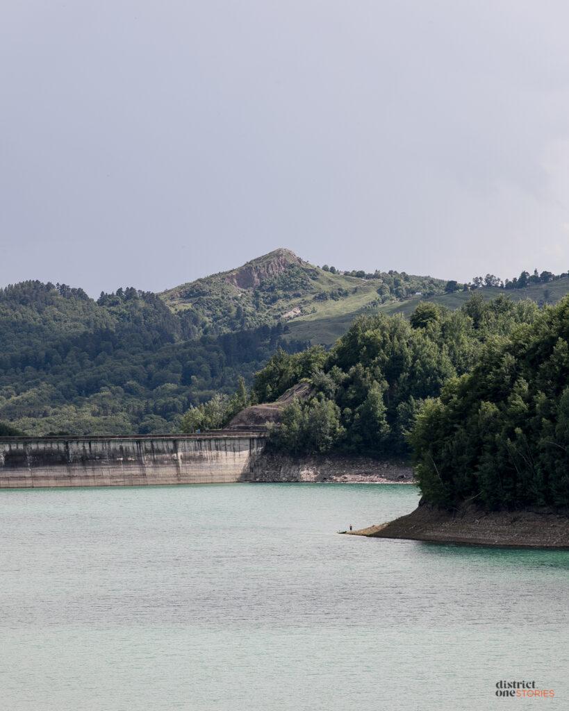 8 barajul paltinu valea doftanei