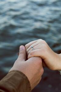 inel de logodna teilor